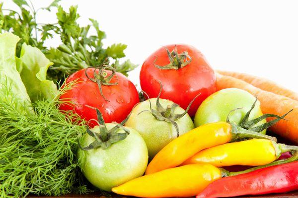 с чем можно есть помидоры